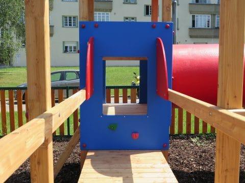 Kinderspielplatz in Eschenallee