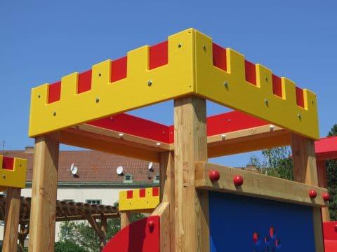 Turmanlage - Spielgeräte von FREISPIEL