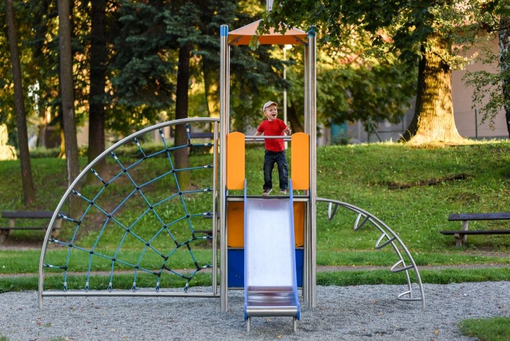 Spielhaus Uno von FREISPIEL