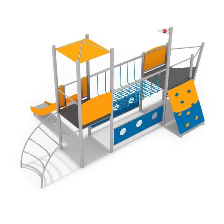 Spielanlage Schiff Uno