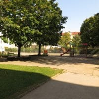 1120 Wien, Wienerbergstraße: Spielplatz von FREISPIEL im Park