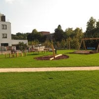 1130 Wien, Klitschgasse: Spielplatz für Kinder