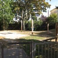 1150 Wien, Ignaz-Kuranda Park: Kinderspielplatz von FREISPIEL