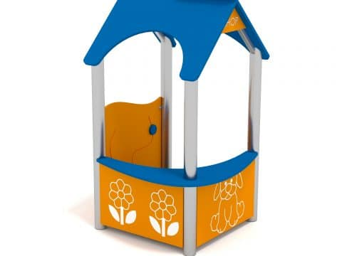 Spielhaus Mini-Laden