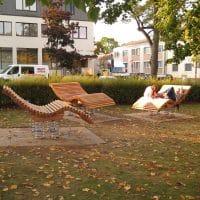Sit&Move Wave zum Sonnetanken