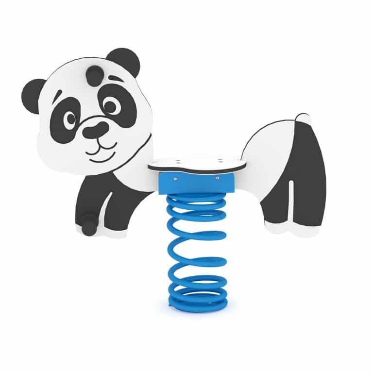 Federwippe Panda