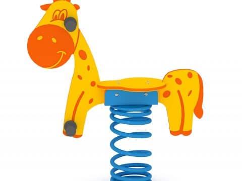 Federwippe Giraffe