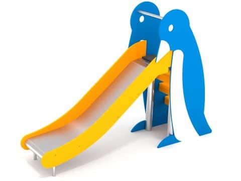 Rutschbahn Pinguin