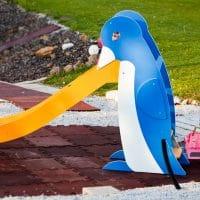 Smile Steel Rutschbahn Pinguin