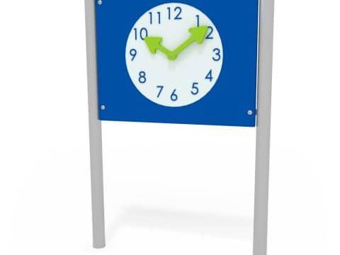 Interaktive Tafel Uhr