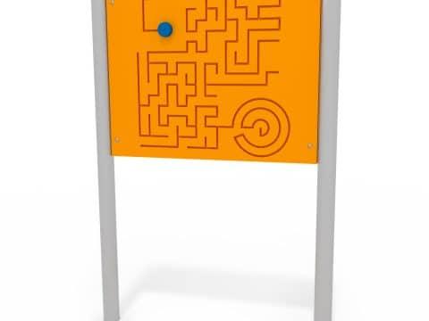 Interaktive Tafel Labyrinth