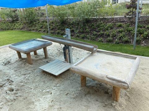 neue Wasserspielanlage von FREISPIEL Malzstraße 4