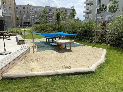Sandspielanlage Malzstraße 4