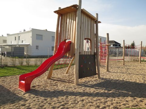 Spielplatz in 2326 Lanzendorf, Karl Strycek Straße