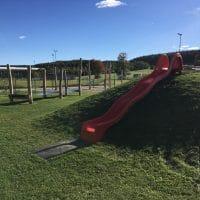 Rutsche am Spielplatz in 2392 Sittendorf, Gaadner Straße 210