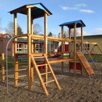 Kindergarten-Spielplatz von FREISPIEL