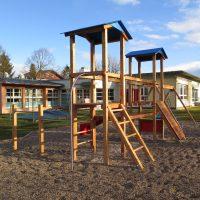 Kindergartenspielplatz von FREISPIEL: Smile Basic