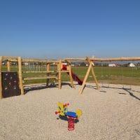 3130 Herzogenburg, Rosengasse: Kinderspielplatz von FREISPIEL