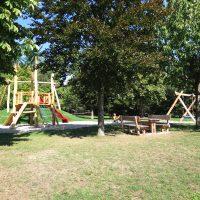 Übersicht Spielplatz in Zeiselmauer