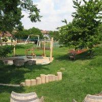 3482 Gösing am Wagram, Kirchengasse: Spielplatz für Kinder