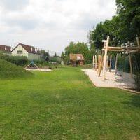 3493 Hadersdorf-Kammern, Am Wohnpark: Spielplatz von FREISPIEL