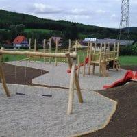 Spielplatz in Wolfsgraben