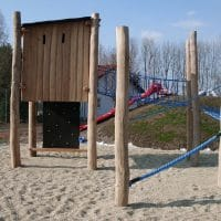 2203 Großebersdorf: Spielplatz von FREISPIEL