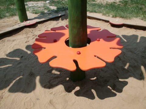 Robinico Sandspieltisch Blume