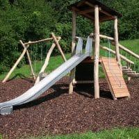 1050 Wien, Kliebergasse, Klieberpark: Spielplatz mit Spielgeräte von FREISPIEL