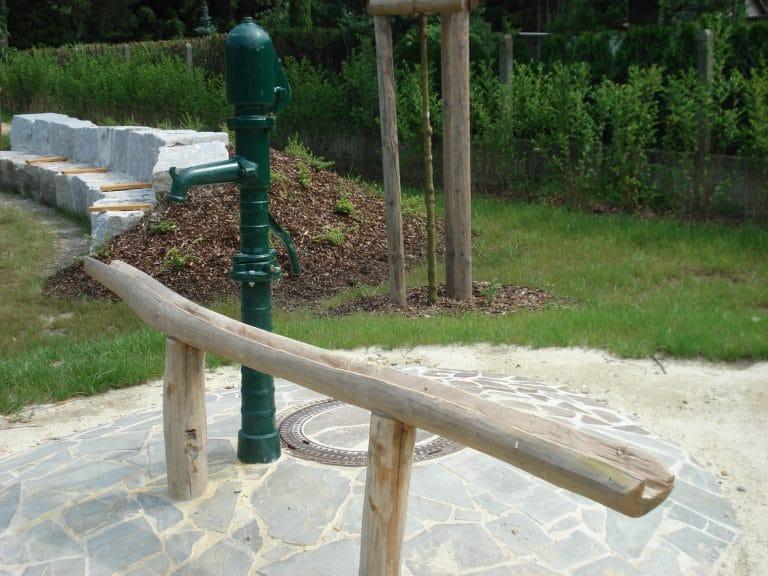 Robinico Wasserrinne