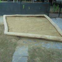 Sandmuldeneinfassung für Spielplätze: Planung und Umsetzung von FREISPIEL
