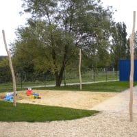 Spielplatz in Neusiesl am See