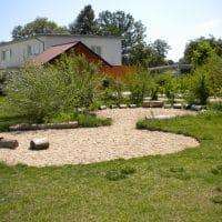 Spielplatz in Mitterndorf an der Fischa
