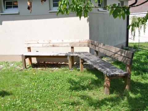 Sitzbänke von FREISPIEL in Maria Taferl