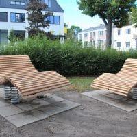 unsere neue ergonomische Liege Sit & Move Relax Duo