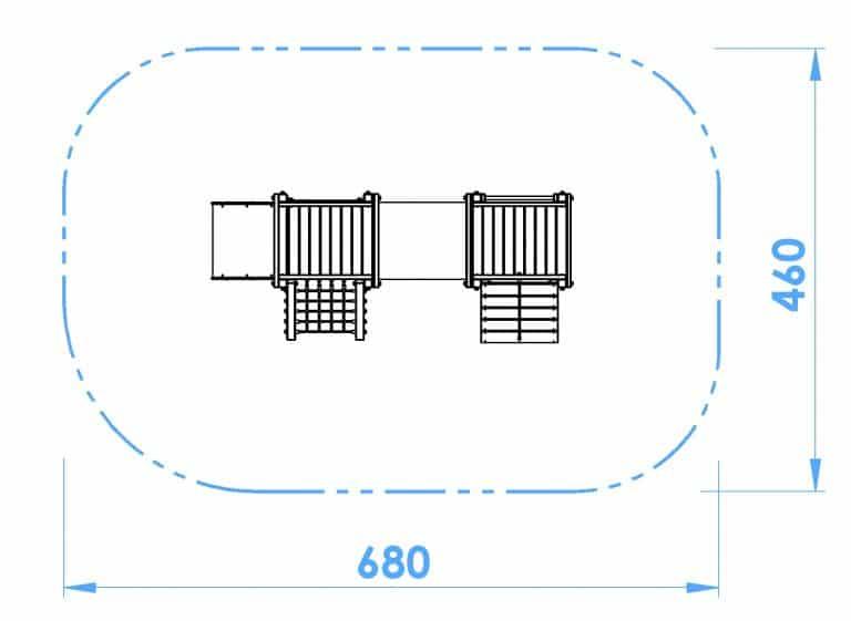 HOPF - SM152 - Doppelturmanlage FELIX