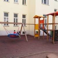 Spielkombination Alexandra bei FREISPIEL, dem Spielplatzbauer in Österreich, kaufen