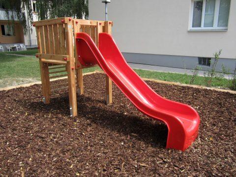 Kleinkinder Rutschenturm Erika für Spielplätze