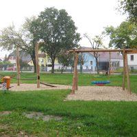 neuer Spielplatz in Haringsee von FREISPIEL