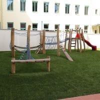 1120 Wien, Haebergasse: Kinderspielplatz