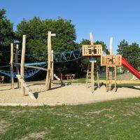 Übersicht Spielplatz von FREISPIEL Weiglsdorf Jubiläumspark
