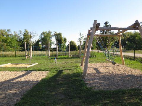 Neuer Spielplatz Weiglsdorf Judenweg von FREISPIEL