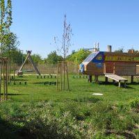 Neuer Spielplatz von FREISPIEL Franz Schubert Gasse 22