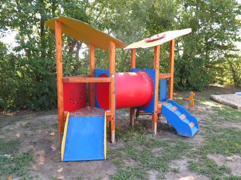 Kleinkinder Spielanlage in der Lorenzgasse