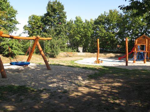 Neuer Spielplatz von FREISPIEL