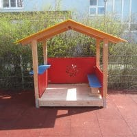 Spielhaus für Kinder von FREISPIEL