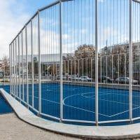 Sportplatzkäfig bei FREISPIEL, dem Spielplatzbauer aus Wien, kaufen