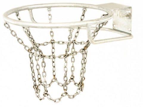 Basketball Ersatznetz verzinkt 8 Aufhängepunkte