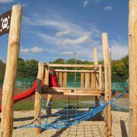 Piratennest für einen Kinderspielplatz von FREISPIEL kaufen