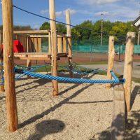Piratennest für einen Kinderspielplatz von FREISPIEL